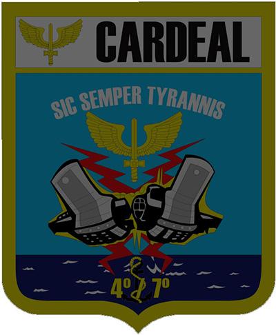4º/7º GAv - Esquadrão Cardeal - Desativada